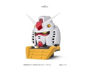 RX-78-2 Gundam capsule base