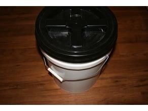 Bucket: Filament Storage