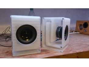 3 inch Speaker Box