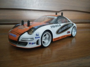 Turnigy TZ4 / Sinohobby Mini Q3 Rims and Drift Tires