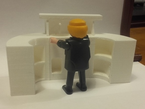 bar for playmobil
