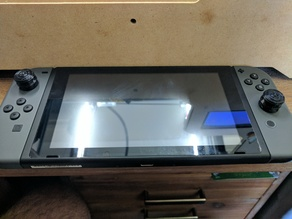 Nintendo Switch Joycon thumbstick extenders