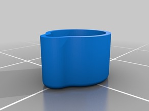 6/7mm whoop motor cup/protector