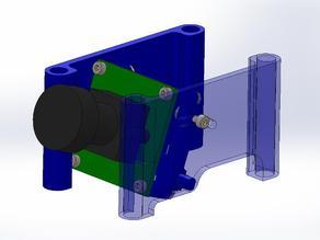 Camera tilt mount for ZMR250