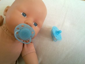 Doll Pacifier
