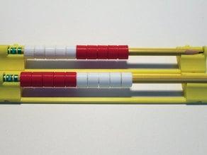 #2 Pencil Rekenrek
