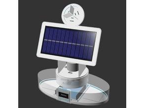 SunnyRobot: Solar Tracker