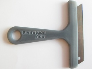 Objet Pedestal Scraper / Window & Tile Scraper