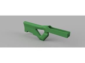 Ruger 10-22 CQR Stock