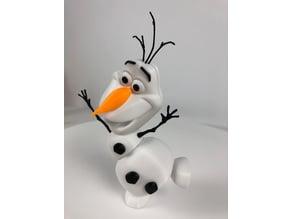 Olaf (modified head)