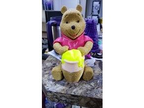 Winnie The Pooh Money Jar