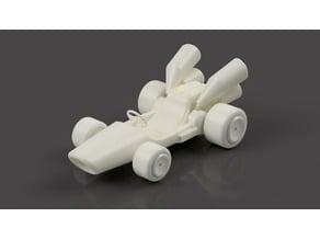 Mario Kart - B Dasher