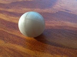 Pinball Ball Standin