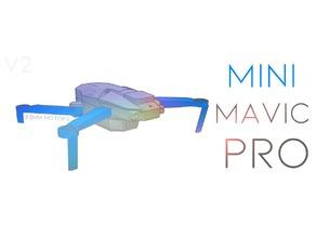 MAVIC PRO V2 - 8.5mm motors