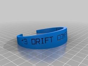 Drift Compatible Pacific Rim Bracelet