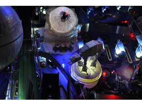 Star Wars Pinball Machine Pop Bumper Cap Replacement