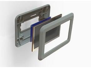Bezel/case for Touchscreen ER-TFT050-3