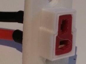 T (Deans Plug) adaptor plate