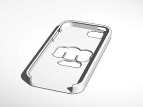 iPhone 5/5s Case with Pewdiepie Logo
