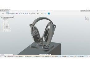 Headphone Stand for Logitech 6930 Wireless Headphones
