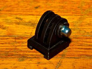 GoPro Sony hot shoe adapter