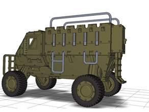 Buffalo War Trakk (mod 1)