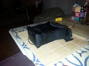 DIY Low Cost FPV Goggles