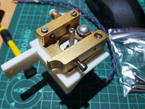 Z-Axis Extruder Mount for P3Steel