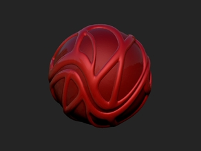 A Zbrush creation.