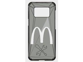 Galaxy S8 McDonald's Case