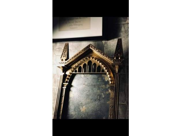 Mirror Of Erised Frame Harry Potter By Texar