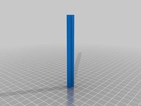 Hinge for 6mm board
