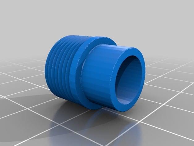 ssp1 thread adapter by adas1223 - Thingiverse