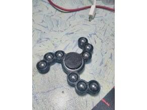 10mm ball 3x3 hand spinner