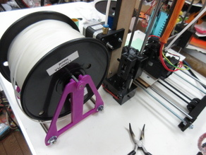 SPOOL HOLDER STAND