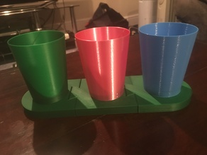 Rotating Planter Pots