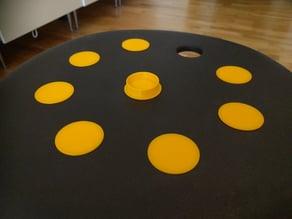 IKEA Hack - Marius Stool - Plug