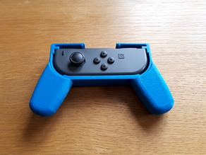 Joycon Switch Controller Holder With Shoulder buttons