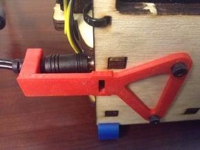 Printrbot Simple Power Cord Holder