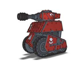 Grot tank (Type B)