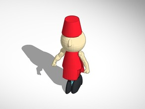 beefy fezz gnome