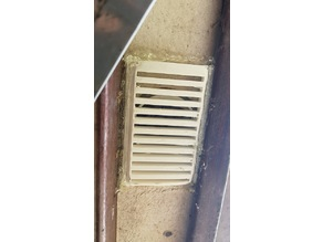 Extractor Vent Cover
