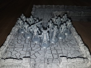 Warhammer Quest (1995) Chaos Warrior Proxies