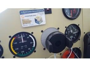 aircraft phone holder