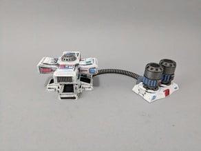 Sci-fi Fuel Hookup