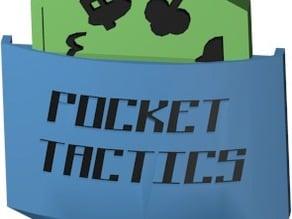 Pocket Tactics Contest Logo