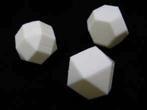 Hollow Polyhedra - Archimedean Solids