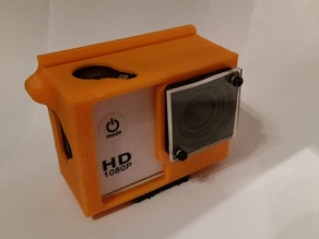 Lightweight Turnigy Action Camera Case