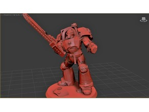 Blood Angels Terminator