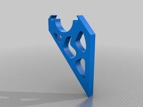 Filament-Roll Pole Holder